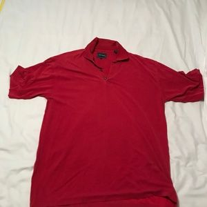 Red Polo- Bolle Size M